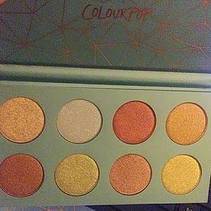 Colour Pop Semi Precious Shadow Palette